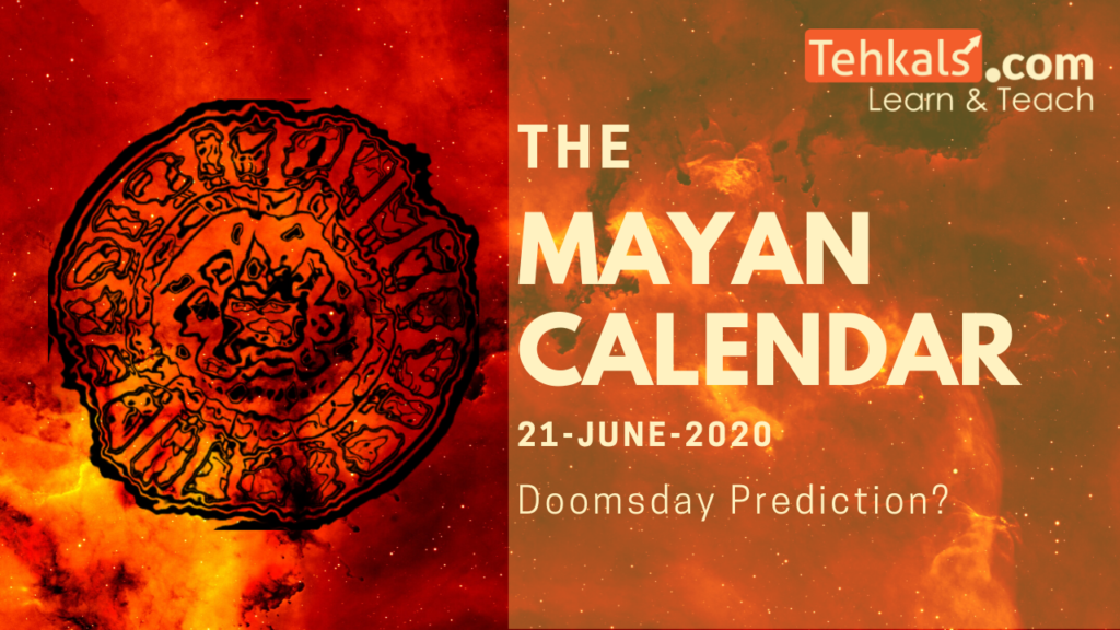 the mayan calendar 2020